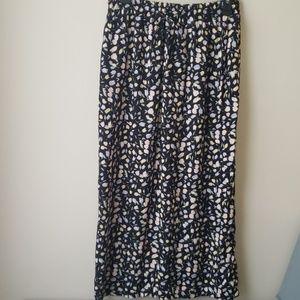Sag Harbor Petite Long Skirt